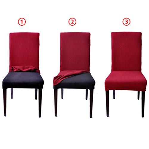 Fundas para sillas de comedor - TOP 10 de los mas vendidos 2019