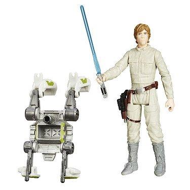 Hasbro – B3448 – Star Wars – Luke Skywalker – Figurine 9 cm + Accessoires