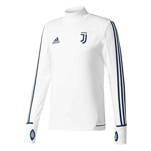 adidas Juventus Turin Trainingspullover weiß/blau (Training Juventus Turin)