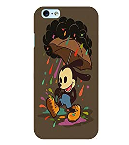Citydreamz Mickey Mouse/Cartoon/Disney/Funny Hard Polycarbonate Designer Back Case Cover For Apple Iphone 5/5S