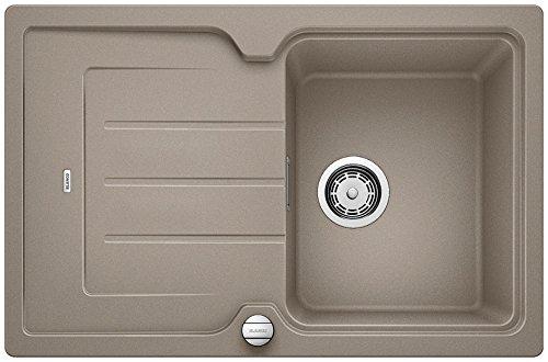 Preisvergleich Produktbild Blanco CLASSIC NEO 45 S, Küchenspüle, Granitspüle aus Silgranit PuraDur, 1 Stück, tartufo, 520942