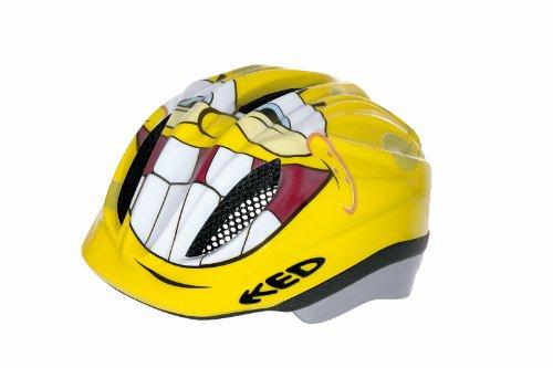 KED Kinder Fahrradhelm Meggy Originals Spongebob (Kopfumfang: 46-51 cm)
