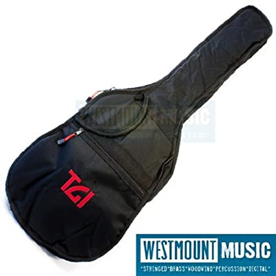Padded gigbag for Electric Guitar - acoustic-guitar-cases, musician-bags
