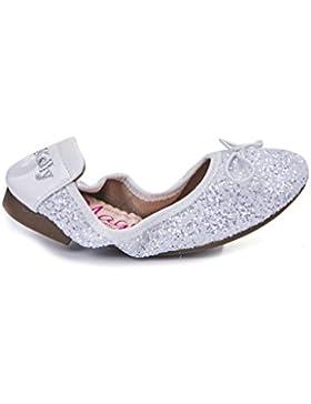 calzature bambina LELLY KELLY magiche glitter bianco