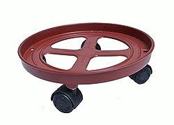 G.K Gas Cylinder Trolley With Wheels | Gas Trolly | Lpg Cylinder Stand
