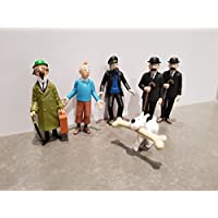 Amazoncouk The Adventures Of Tintin Play Figures Play Figures