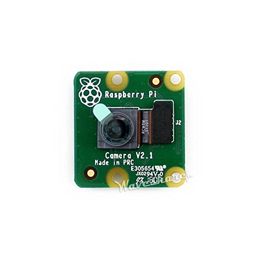 Waveshare Rpi Camera V2 Newest Official Raspebrry Pi Camera Module Kit Sony Imx219 8-megapixel Sensor 1080p30 Supports Raspberry Pi 3 2 Model B B
