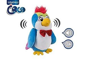 Chicos Friendimals Coco loro peluche interactivo (41255)