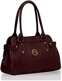 Fostelo Jessy Stylish Women's Handbag (Maroon)