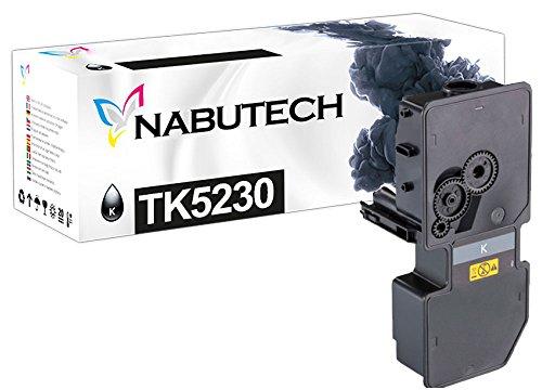 Preisvergleich Produktbild Original Nabutech Toner | Geprüft nach ISO-Norm 19798 | als Ersatz für Kyocera TK-5230 TK-5230K Schwarz für Kyocera ECOSYS M5521cdn, M5521cdw, P5021cdn, P5021cdw