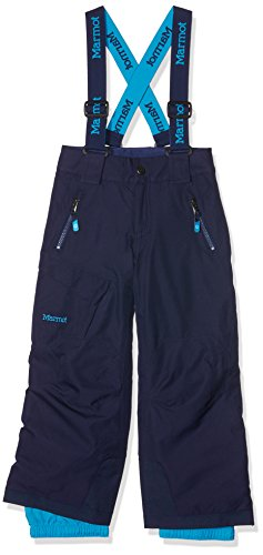 Marmot Jungen Edge Insulated Pant Hosen, Arctic Navy, S (Pant Insulated Edge)