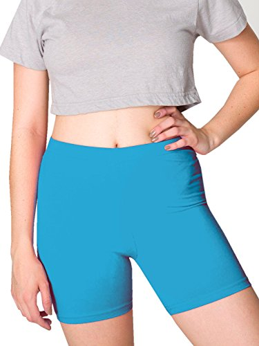 Amberclothing - Short de sport - Femme Turquoise