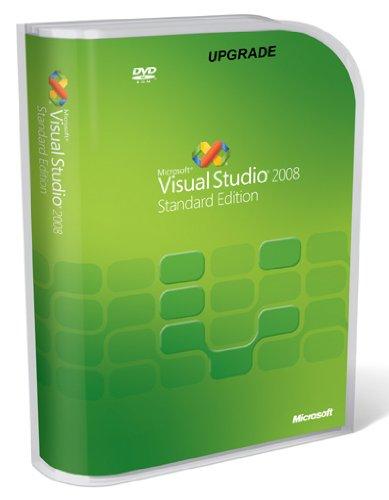 MS Visual Studio Standard 2008 Upgrade
