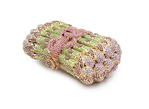 Dinner-Paket Europa und den Vereinigten Staaten Stil aristokratischen Tasche Handtasche Paket Diamantpaket 4 Farbe color 4