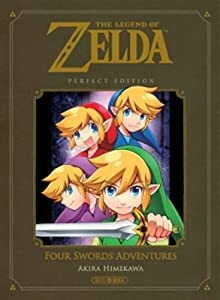 The Legend of Zelda - The Four Swords Adventures Perfect edition Tome 0