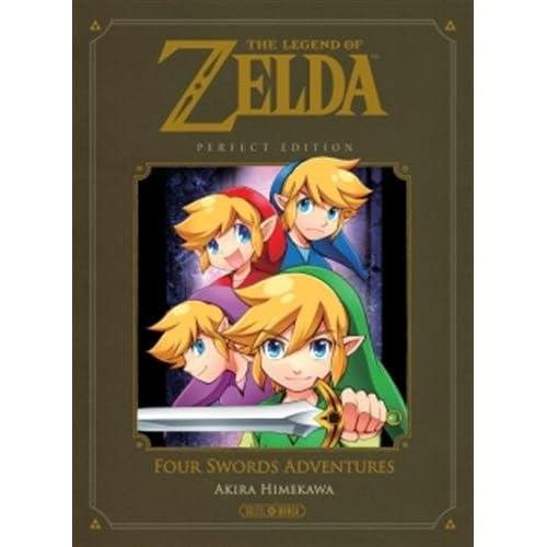 The Legend of Zelda - Four Swords Adventures - Perfect Edition