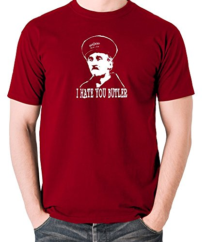 I Hate You Butler T-Shirt