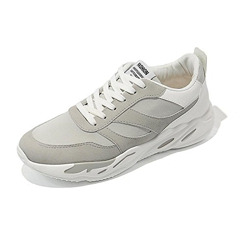 Chaussures De Course Chaussures De Sport Chaussures De Marche Chaussures De Basketball Chaussures Pour Hommes Respirant Anti-dérapant Absorption Des Chocs Blanc