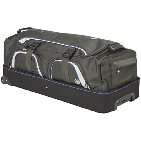 Beretta Flinten-reisetasche 692 Soft Maxi Duffle with Wheels for Gun Case - Mochila, color azul, talla 105 x 50 x 40 cm