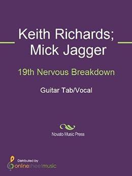 19th Nervous Breakdown par [Keith Richards, Mick Jagger, The Rolling Stones]