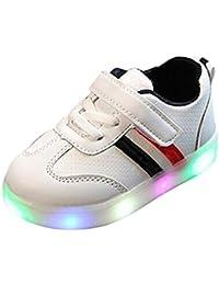 Scarpe Bambino Con Luci Led Scarpe Autunno Bambino Sneakers Sportive  Bambino Scarpe Bambino Bambini Bambini Strisce 8341da2778c