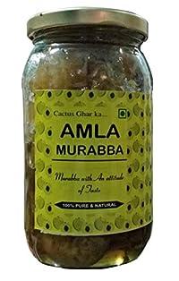 Cactus Homemade Amla Murabba with Neem Honey 900 gm