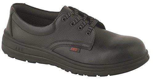 Delta Plus ABS256PR Chaussures noires Antidérapant non de sécurité SRC Black