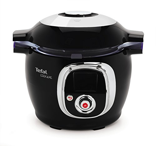 Tefal CY701840 Cook4Me Intelligent Multi Cooker, Interactive Control Panel – Black