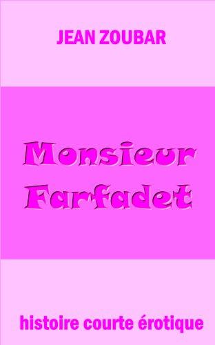 Couverture du livre Monsieur Farfadet (Histoire courte érotique t. 1)