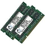 Nuimpact Mémoire NUIMPACT Kit 4 Go SODIMM DDR2 800 (PC 6400 ) Mac Intel Avril 2008