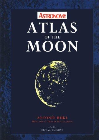 Atlas of the Moon par Antonin Ruki