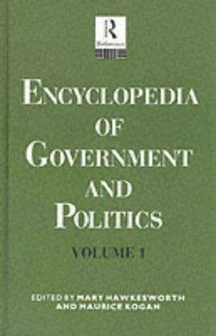 Encyclopedia of Government and Politics por Mary Hawkesworth