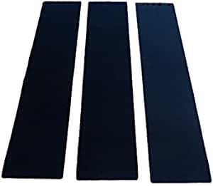 Autix Gastraum Teppich Fußmatten Hinten 3 Teilig Auto