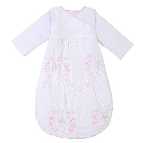 Happy Cherry autunno maniche per sacco nanna, coperta indossabile Sleepsack 100% cotone-taglia 2-6mesi a  anni/1-5anni