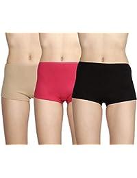 Lux Cozi For Her Women Boy Short Panties