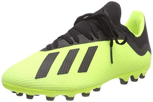 Adidas X 18.3 AG, Zapatillas Fútbol Hombre, Amarillo