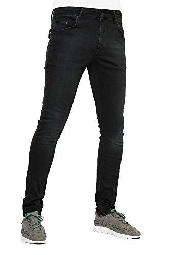 REELL Men Jeans Radar Artikel-Nr.1101-001 - 01-001 Black Washed