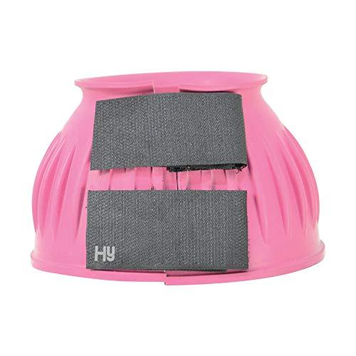 HyIMPACT Gummi Hufglocken (2 Stück) (XL) (Pink)