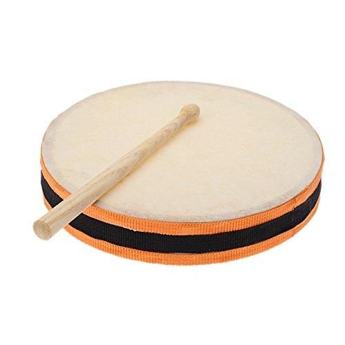 andoer-8-legno-mano-tamburo-doppia-testa-con-tamburo-bastone-strumento-giocattolo-educativo-musicale