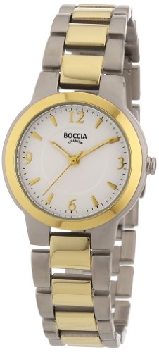 Boccia Women's Quartz Watch with Titanium 3175 03