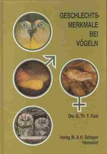 Geschlechtsmerkmale bei Vögeln