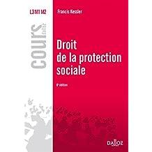 Droit de la protection sociale (Cours) (French Edition)