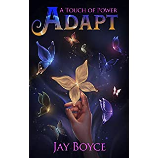 Adapt (A Touch of Power Book 2)