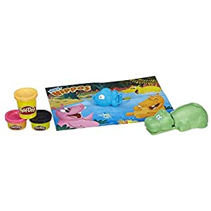 Play-Doh Playset - Hungry Hungry Hippos