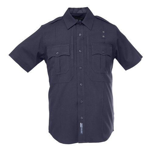 5.11 B-Class Hemd 1/2 Arm, 2XL, Dark Navy