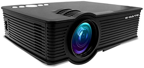 EGATE i9 LED HD Projector (Black) HD 1920 x 1080...