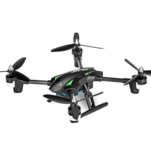 OOFAY Drohne mit Kamera Q303 Luftdruck High Fliegende Untertasse Echtzeitübertragung UAV Modell 2.4G Fernbedienung Quadcopter