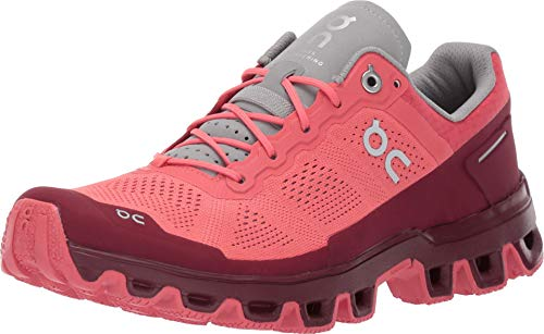 Zapatillas On Running Cloud Venture Coral Mujer 40 5 Coral