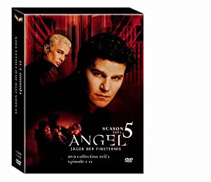 Angel - Jäger der Finsternis: Season 5.1 Collection (3 DVDs im Digipack)