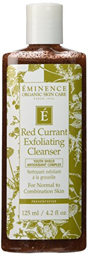 Eminence Red Currant Exfoliating Cleanser (Normal to Combination Skin) - 125ml/4.2oz